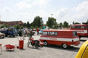 Kleine Feuerwehr-Ausstellung