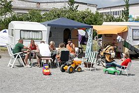 Mittagessen mit den Trabant-Freunden Halle / Saalkreis